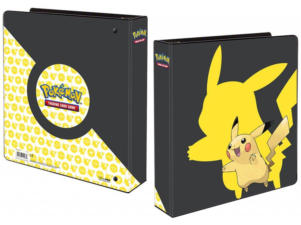 Ultra Pro - Pikachu 2019 kroužkové desky