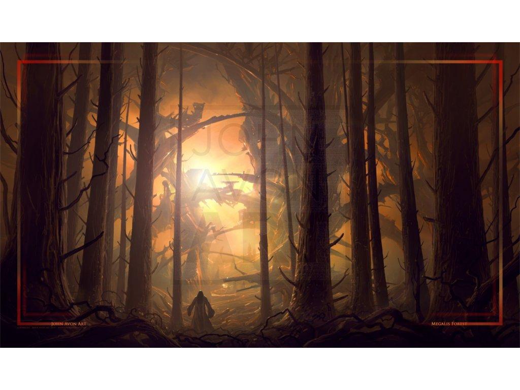 megalisforest fin2