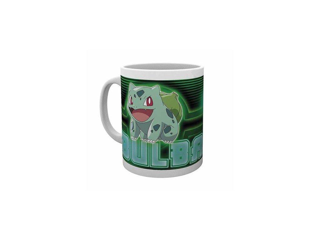 89902 Pokémon Hrnek Bulbasaur Glow 634x431