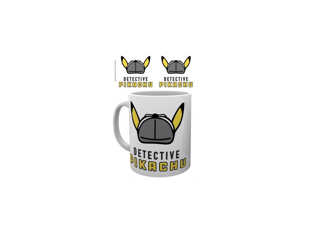 89741 Pokémon Detective Pikachu Mug Hat Icon 634x431