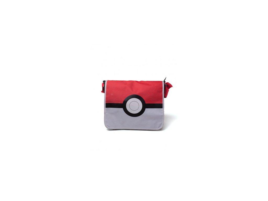 85991 Pokémon Messenger Bag Pokéball 634x431