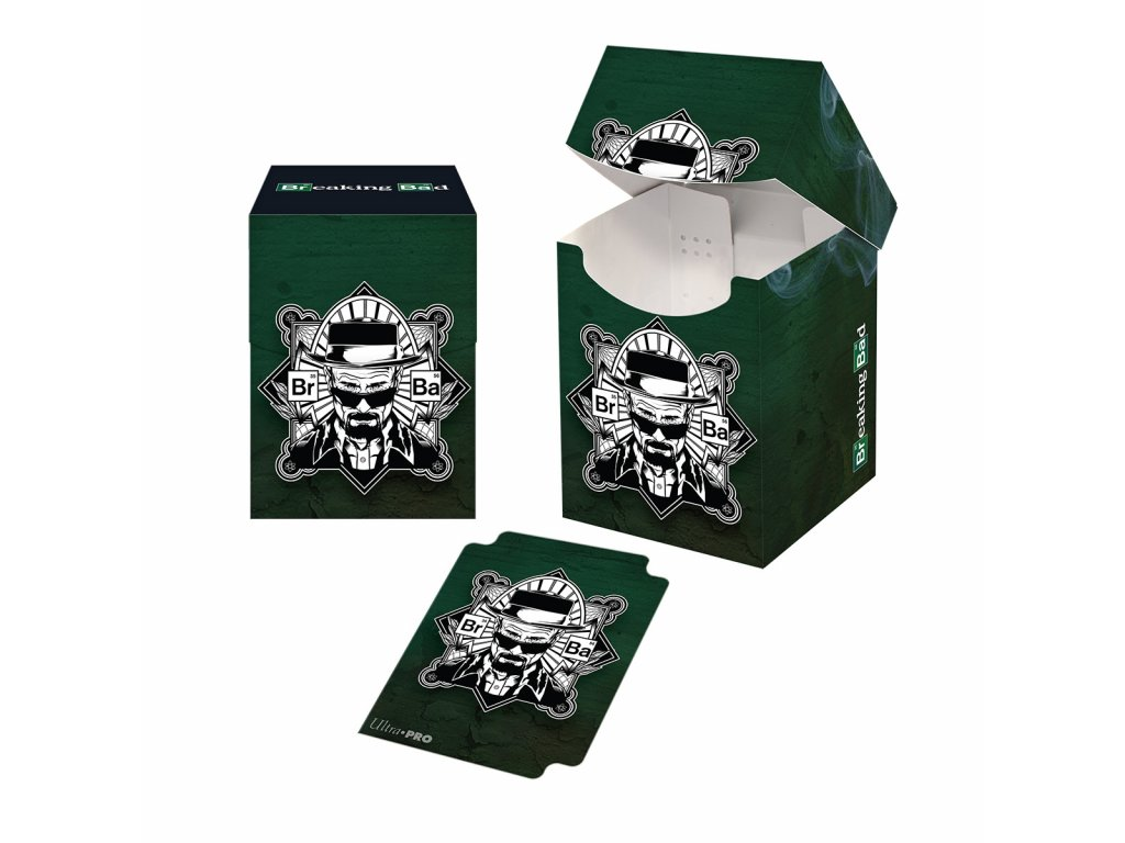 Ultra Pro - Breaking Bad Heisenberg krabička