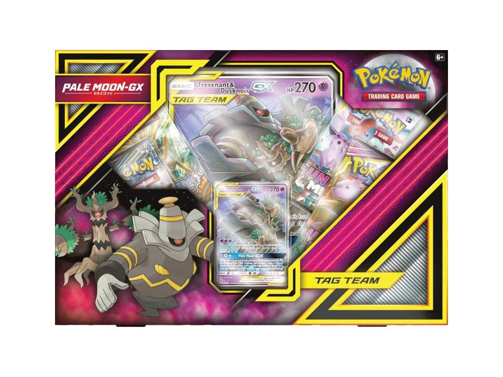 Pokémon - Pale Moon-GX Box