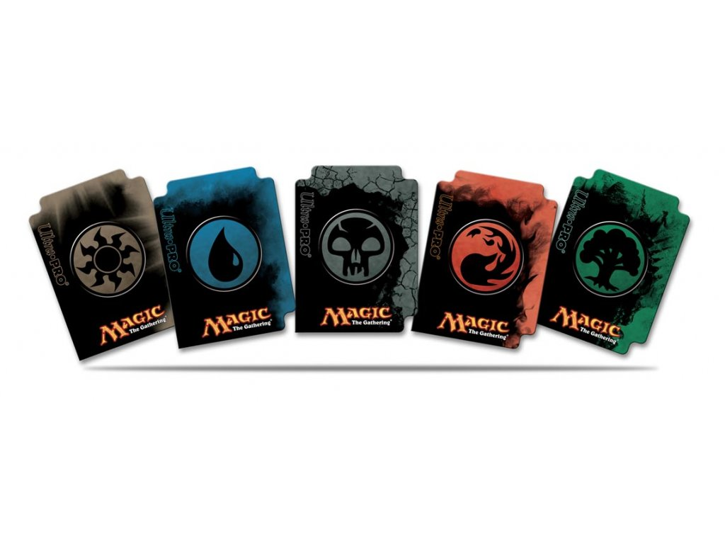 Magic Mana 4 - Sada oddělovačů