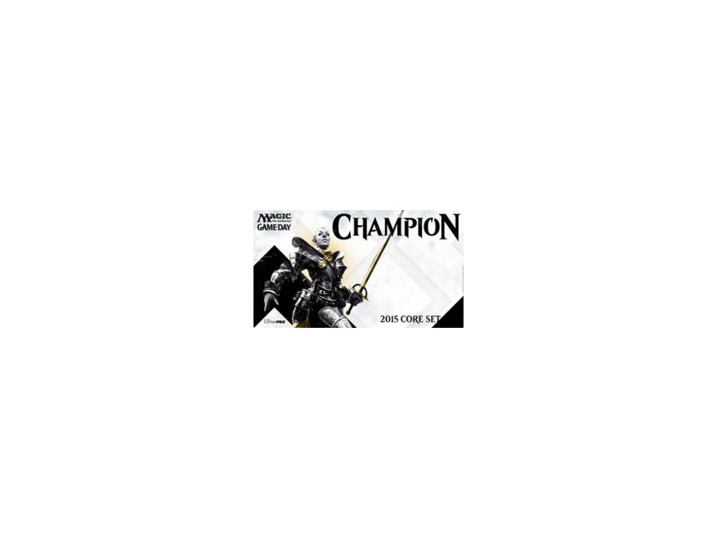 Magic 2015: Game Day Champion Playmat