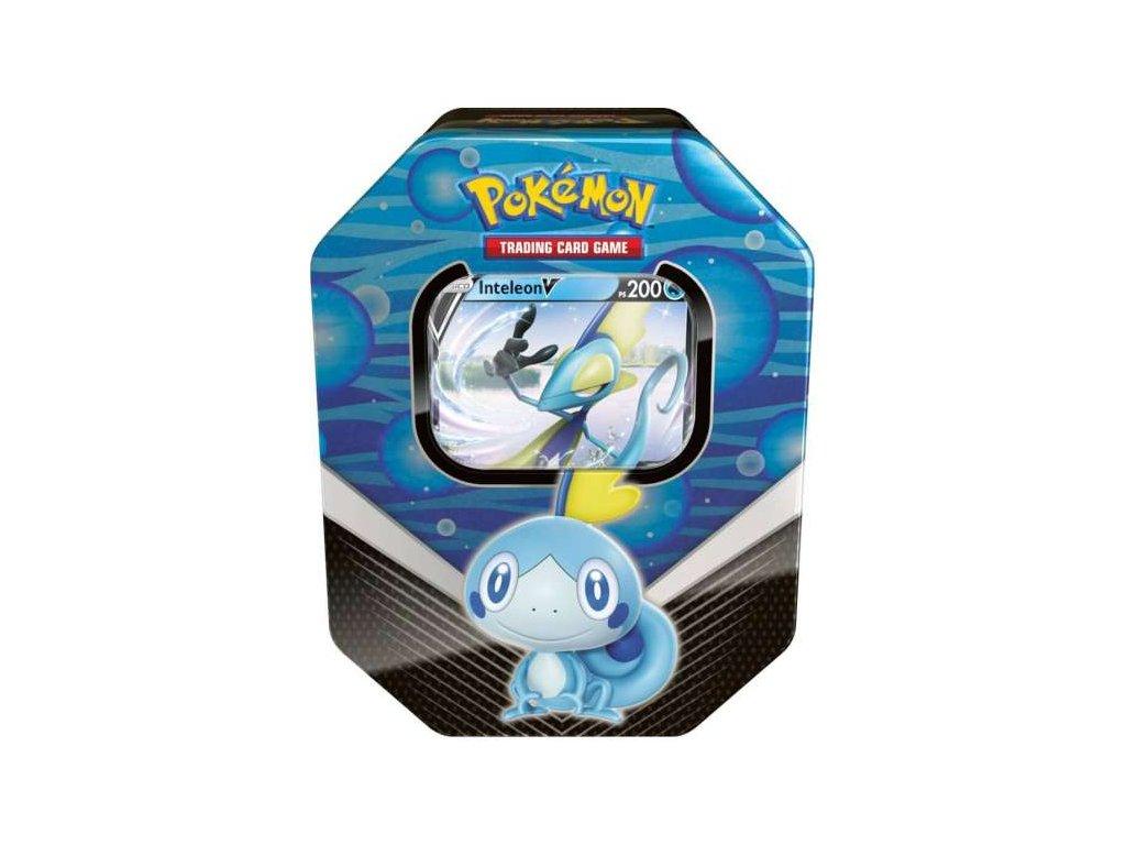 pokemon tcg galar partners inteleon v tin new