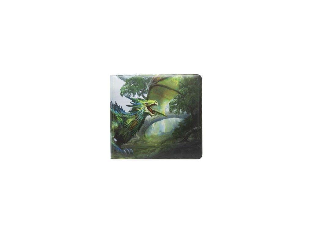 dragon shield card codex zipster binder xl olive lavom 1