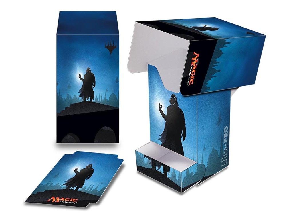 Ultra Pro - Planeswalker: Jace Full-view krabička s přihrádkou