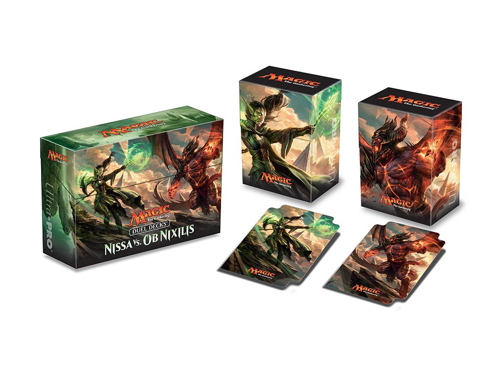 Duel Deck Box - Nissa vs. Ob Nixilis