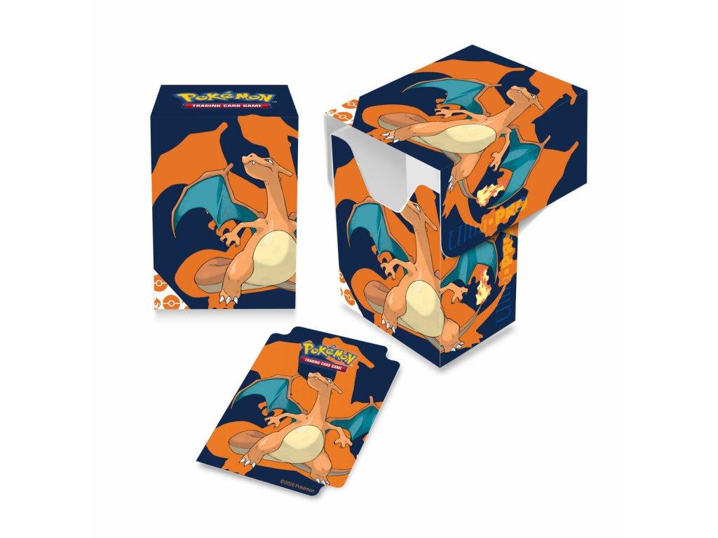 Pokémon - Charizard krabička na karty