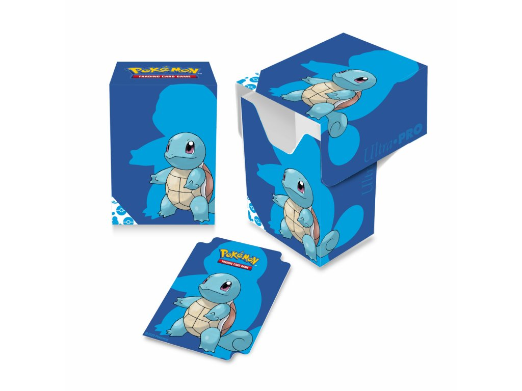 Pokémon - Squirtle krabička na karty