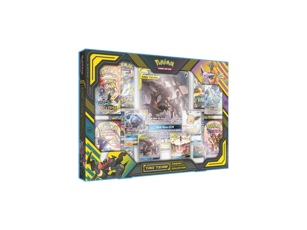 pokemon tag team powers collection umbreon & darkrai