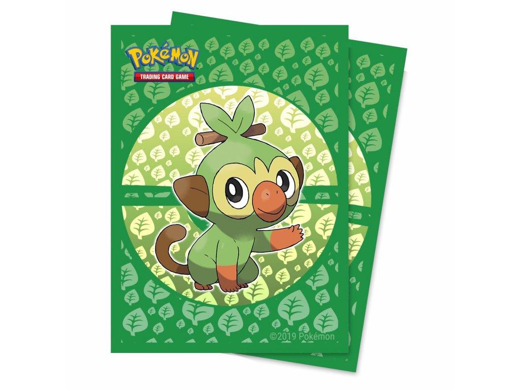 Ultra Pro - Pokémon Galar Starters - Grookey obaly (65 ks)