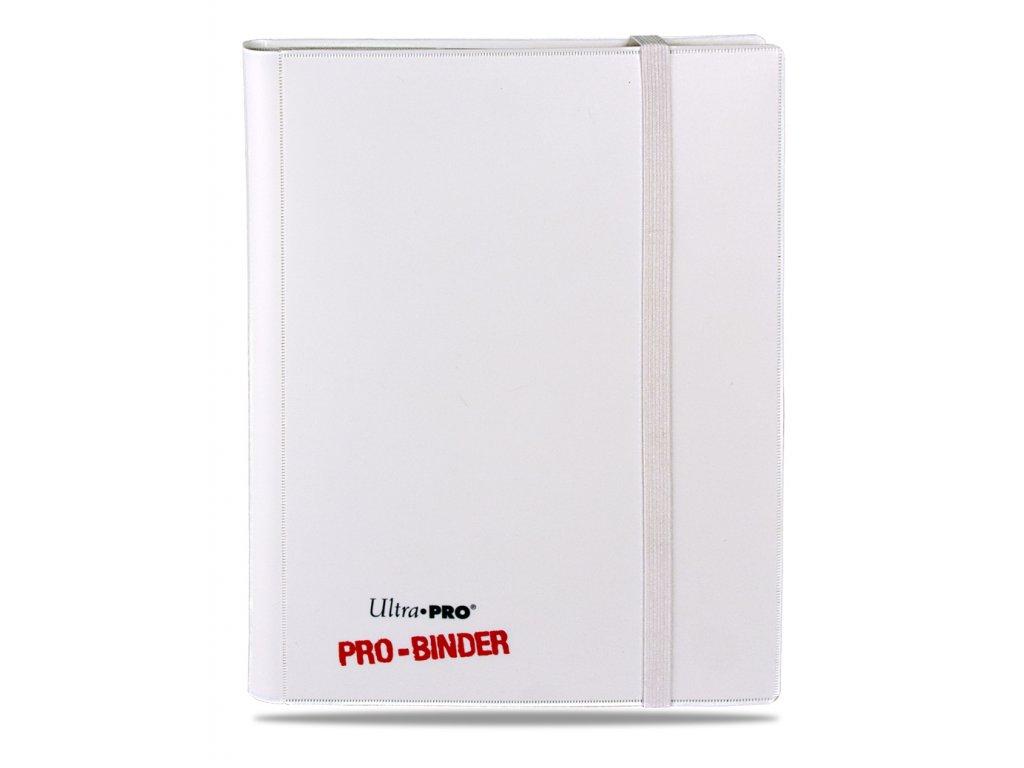 Ultra Pro - 9-Pocket PRO-Binder Album A4 - bílé