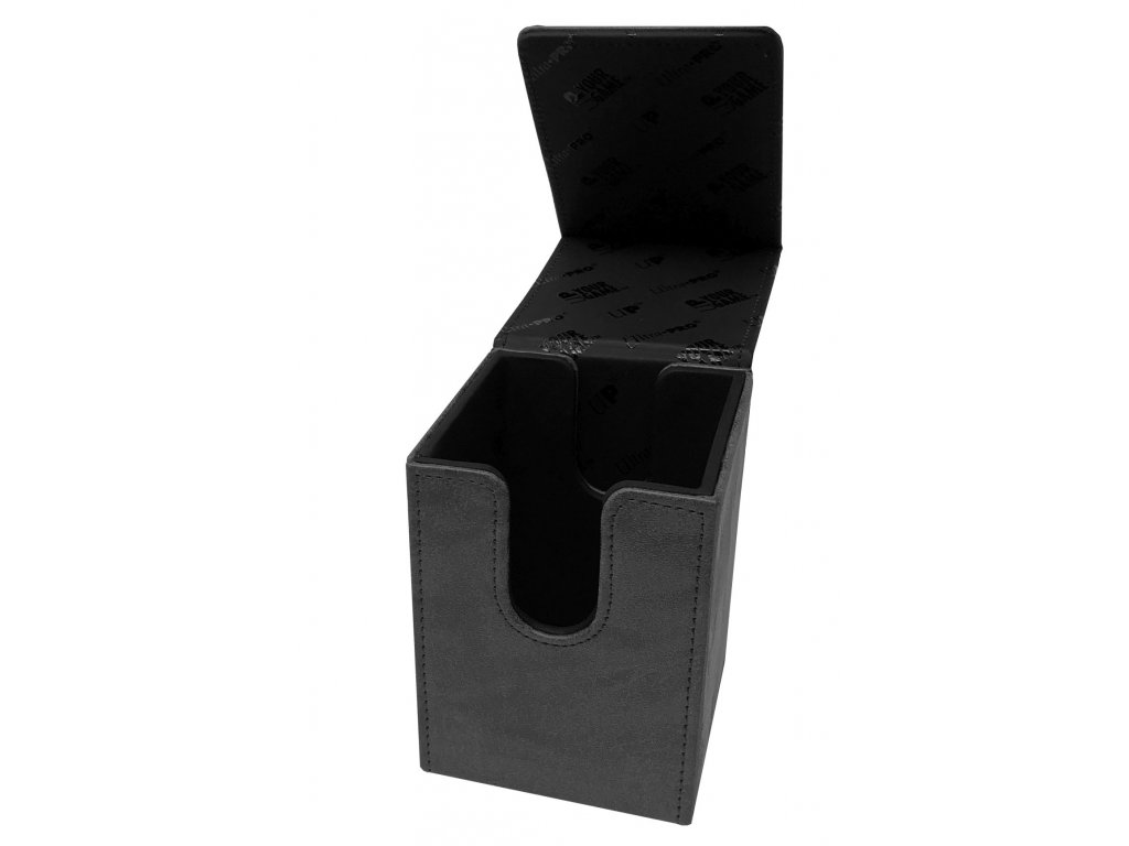 7067 ultra pro suede collection alcove flip box jet