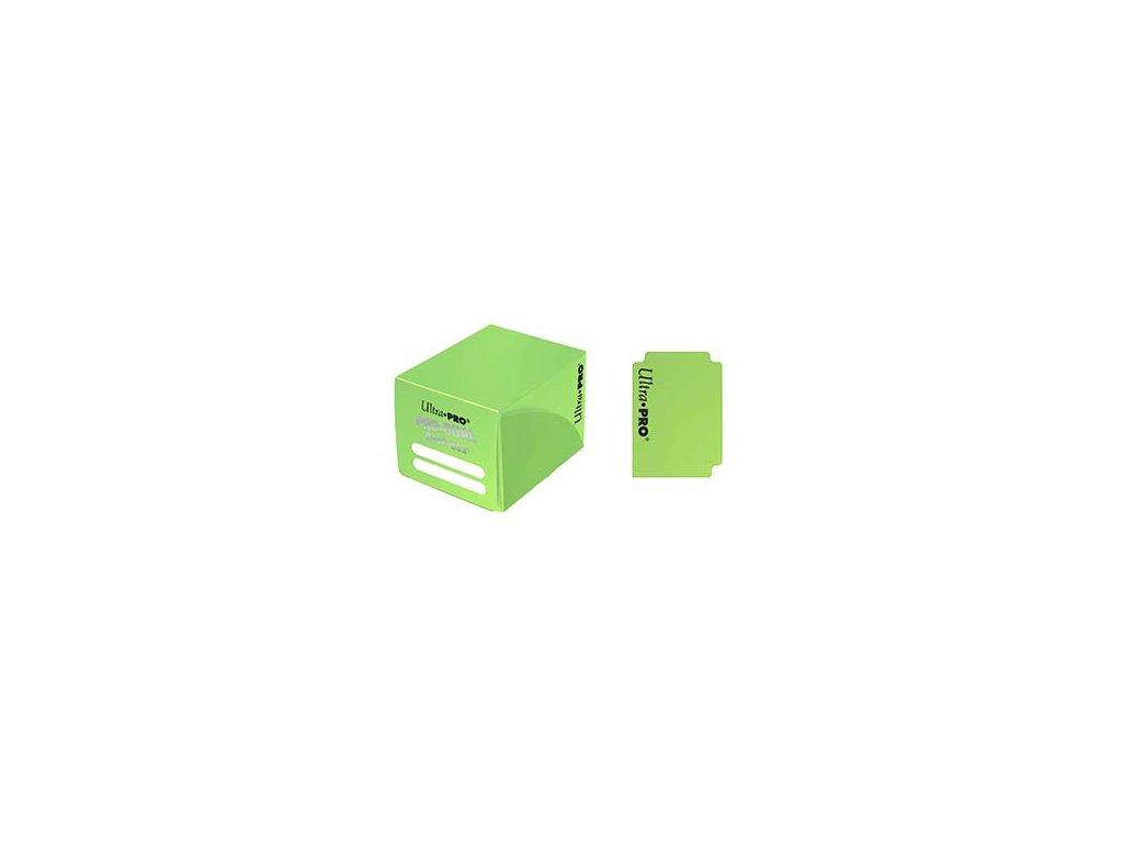 Ultra Pro - Dual Small krabička - Light Green