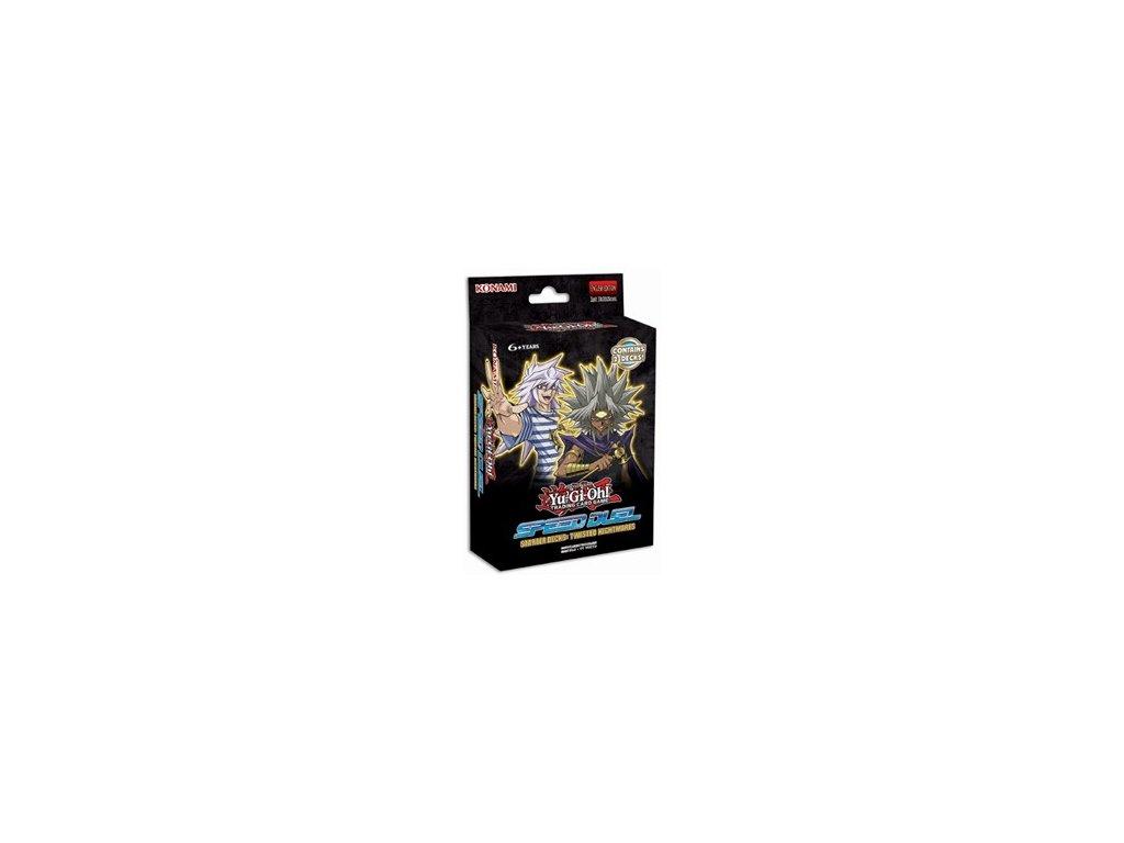 Yu-Gi-Oh! Speed Duel Starter Decks: Twisted Nightmares