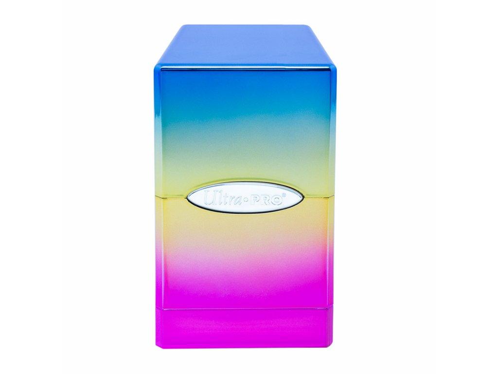 Ultra PRO Satin Tower (Hi-Gloss Rainbow)