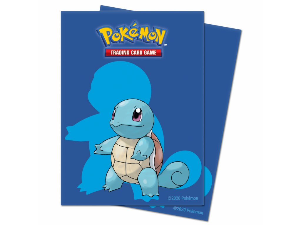 Ultra PRO - Pokémon Squirtle obaly (65 ks)