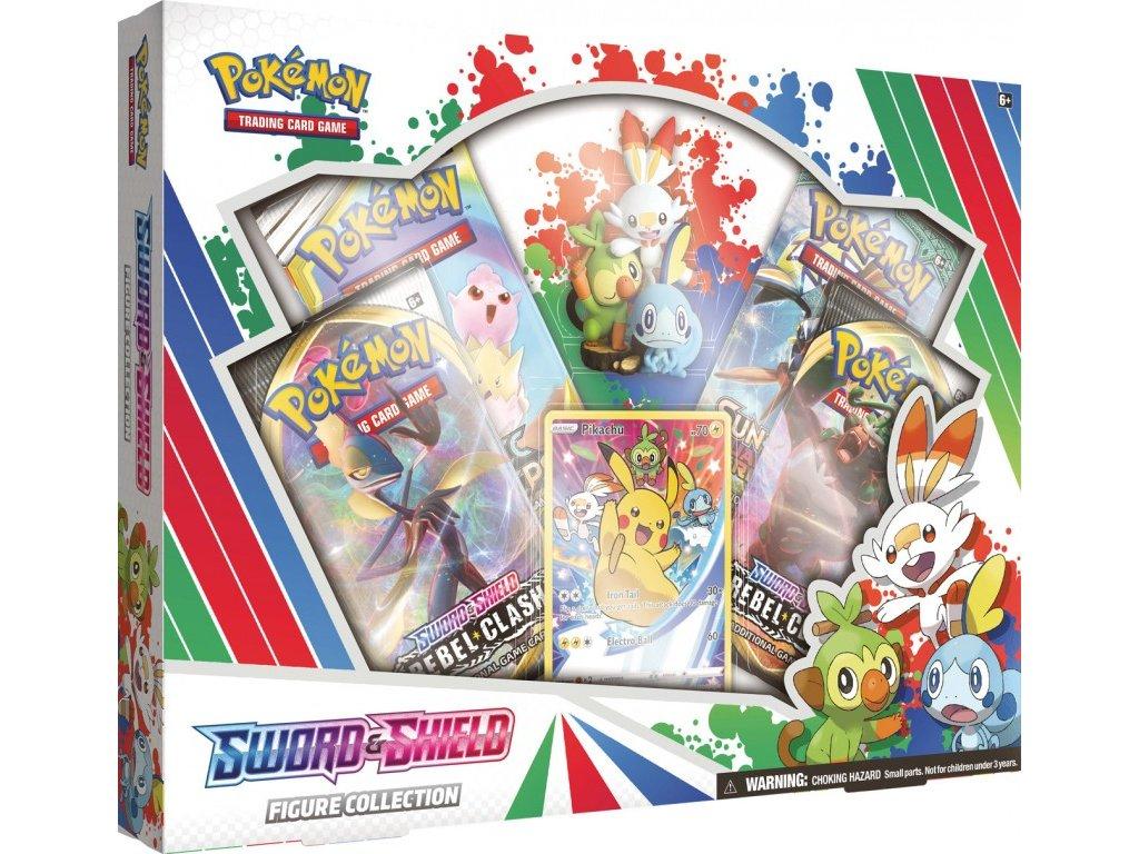 Pokémon - Sword & Shield Figure Collection