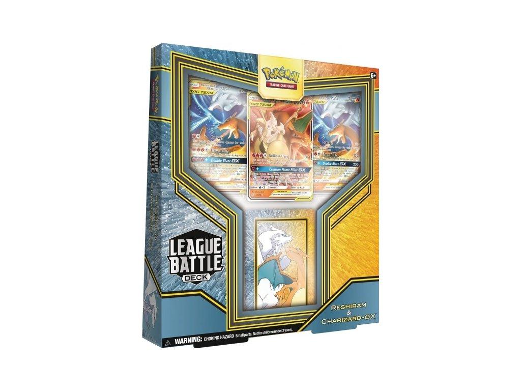 pokemon league battle decks pikachu a zekromgx vs reshiram a charizardgx2 5ec3f6ebe06f1
