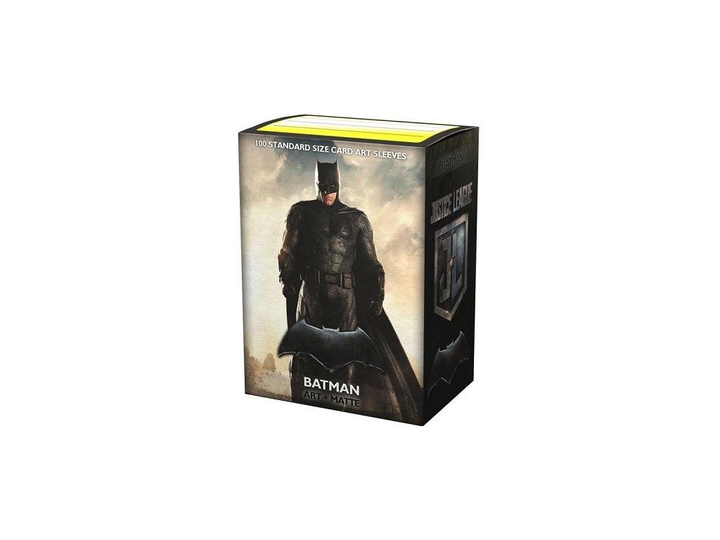 Justice League Matte Art Obaly - Batman (100 obalů)