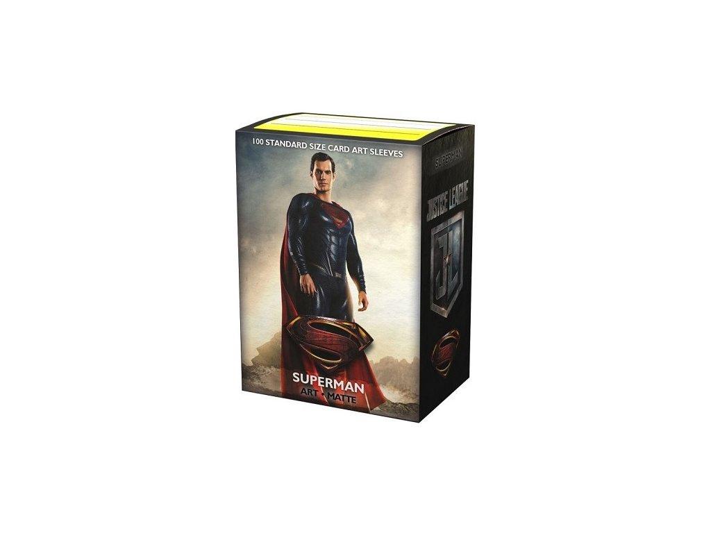 Justice League Matte Art Obaly - Superman (100 obalů)