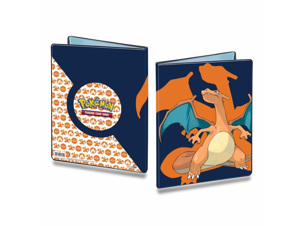 Ultra PRO - Pokémon: Charizard Album A4