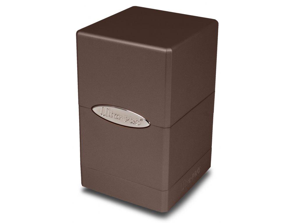 Ultra Pro Satin Tower (Metallic Dark Chocolate)