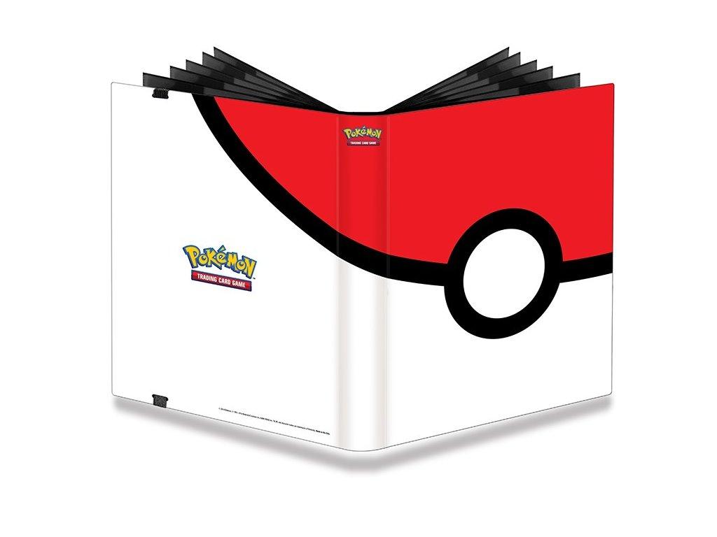Ultra PRO - Pokéball 9-Pocket PRO Binder