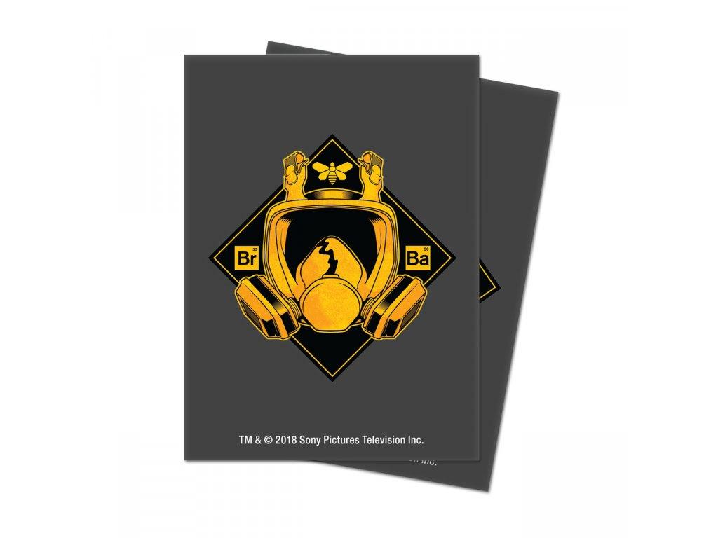 Ultra PRO Breaking Bad obaly - Golden Moth (100 obalů)