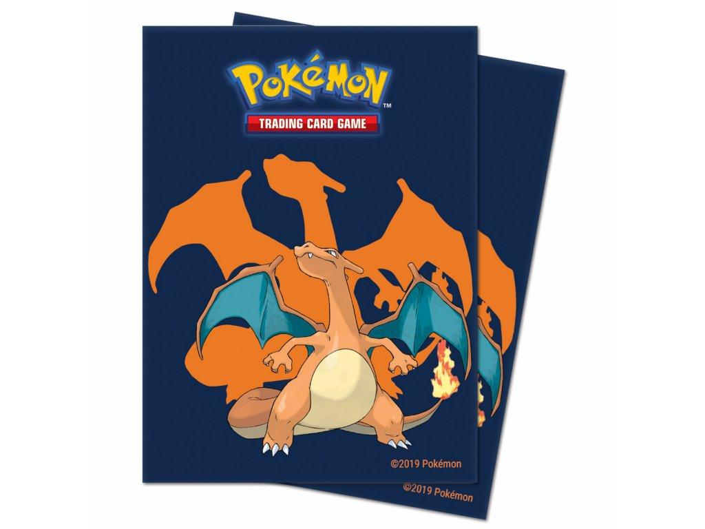 Ultra PRO - Pokémon Charizard obaly (65 ks)