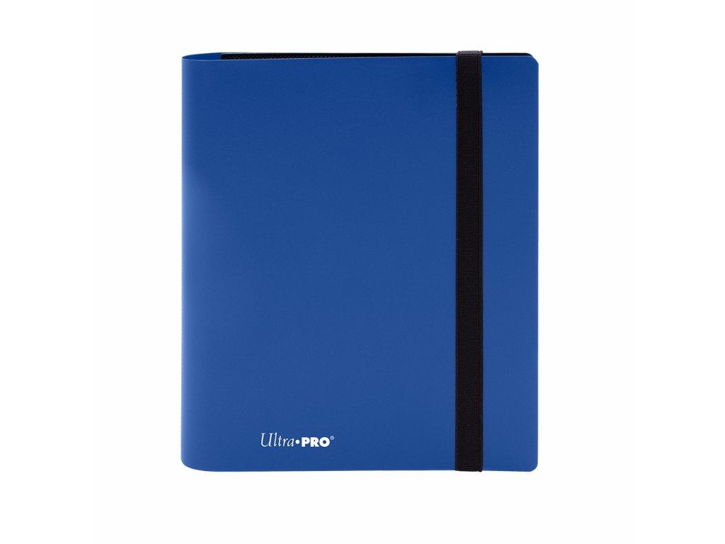 Ultra PRO - 4-Pocket PRO-Binder - Eclipse Pacific Blue