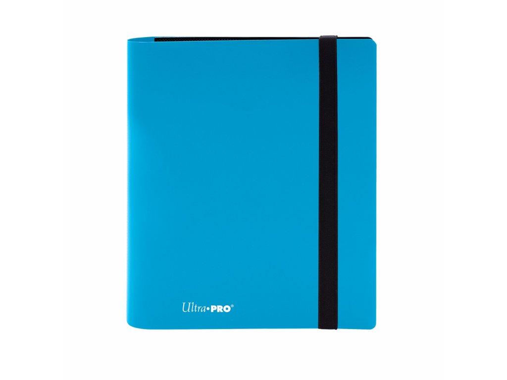Ultra PRO - 4-Pocket PRO-Binder - Eclipse Sky Blue