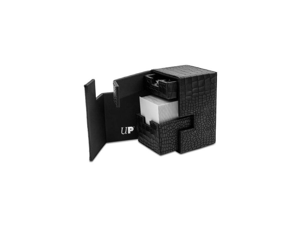 Ultra PRO M2 100+ Deck Box - Shattered Obsidian