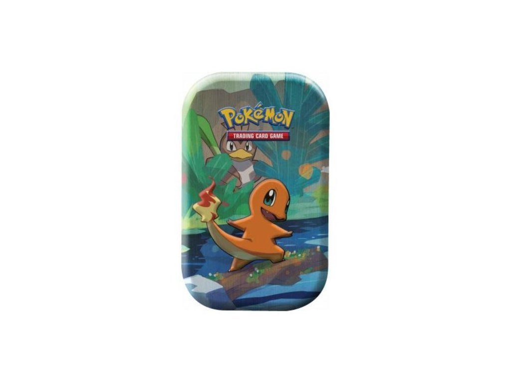 Pokémon - 'Kanto Friends' Mini Tin (Charmander)
