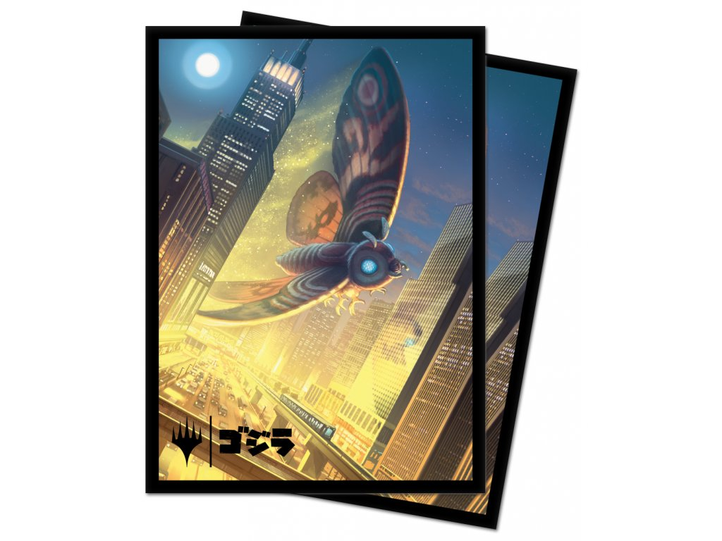 Ultra PRO Mothra, Supersonic Queen obaly pro Magic: the Gathering (100 ks)