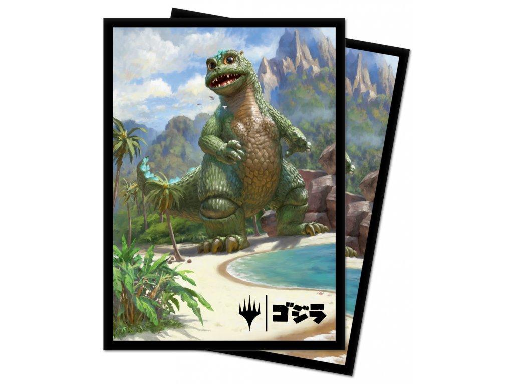 Ultra PRO Babygodzilla, Ruin Reborn obaly pro Magic: the Gathering (100 ks)