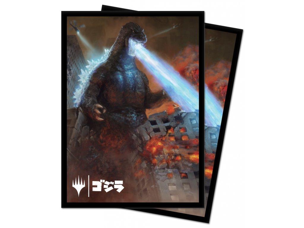 Ultra PRO Godzilla, King of Monsters obaly pro Magic: the Gathering (100 ks)