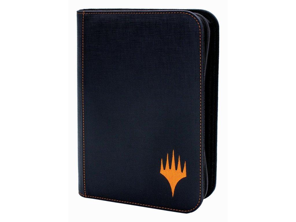 8720 1 ultra pro zippered 4 pocket pro binder pro magic the gathering mythic edition