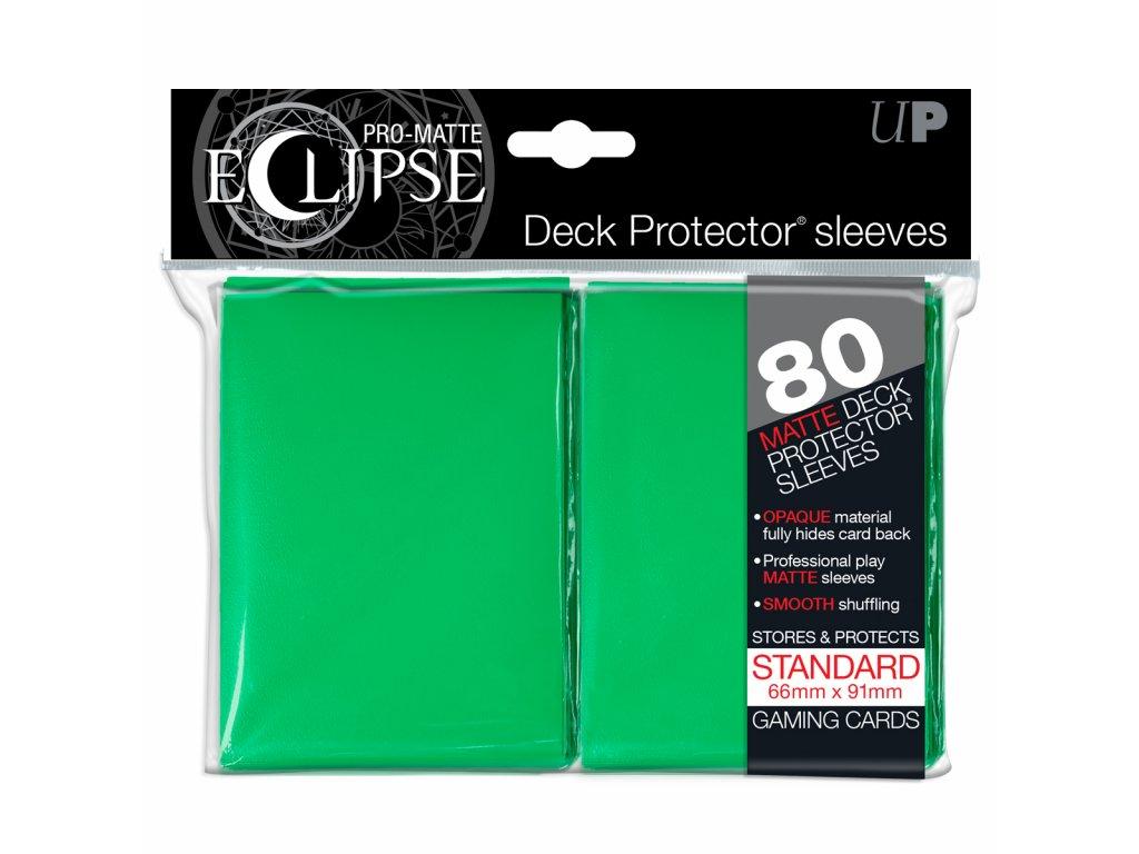 Ultra Pro - Eclipse obaly 80 ks (Light Green)