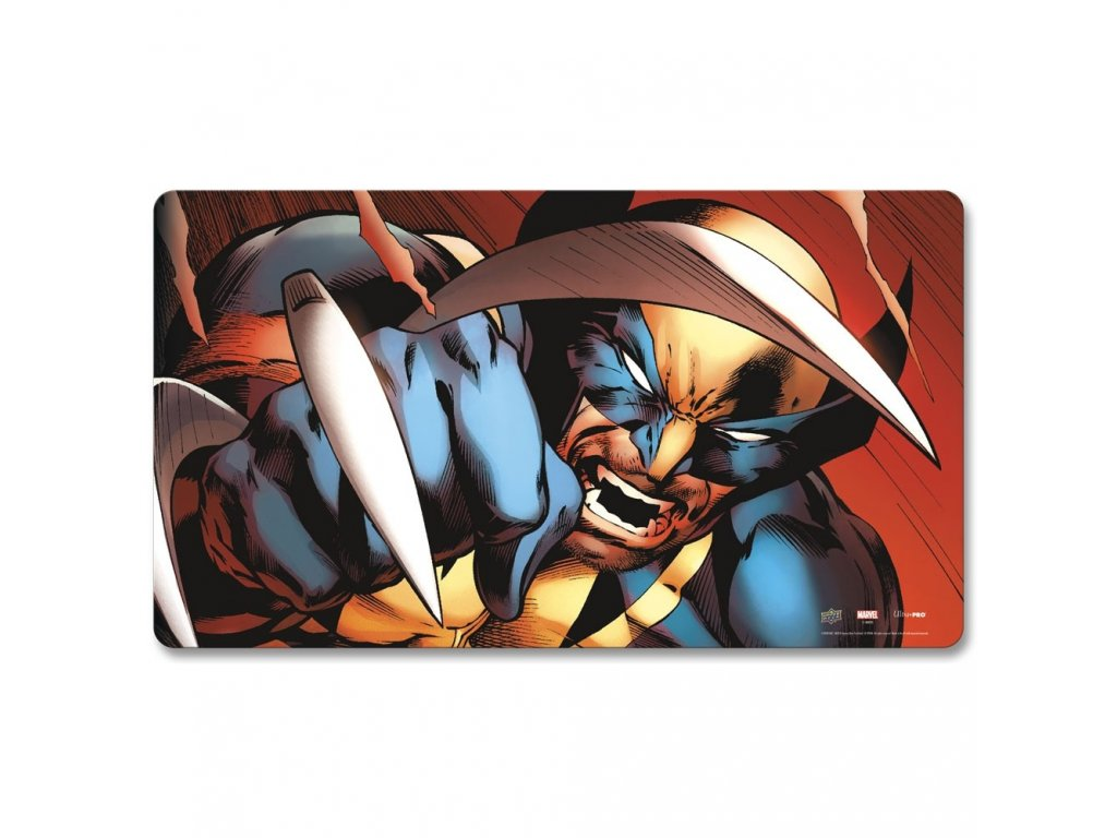 marvel wolverine playmat 93490