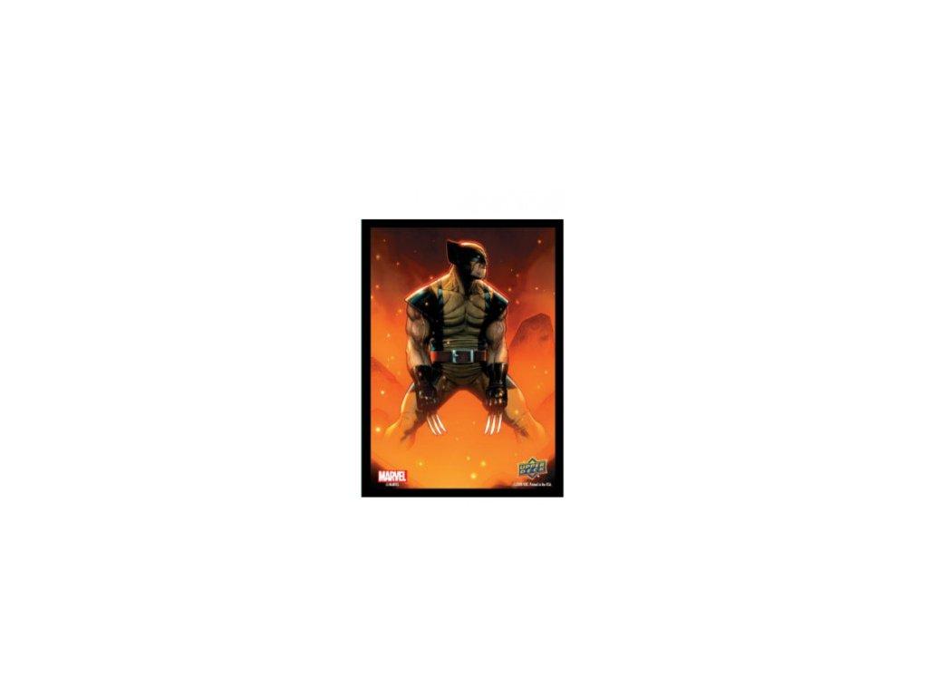 Ultra PRO MARVEL obaly - Wolverine (65 obalů)