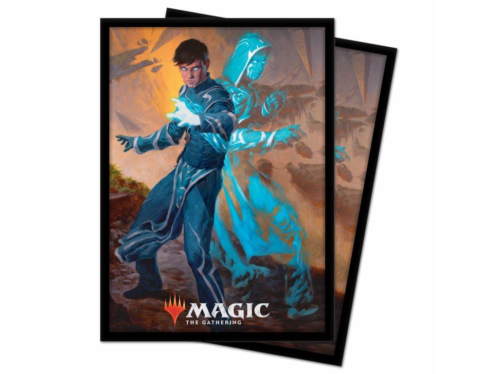 Ultra PRO - Zendikar Rising - Jace, Mirror Mage obaly (100 ks)