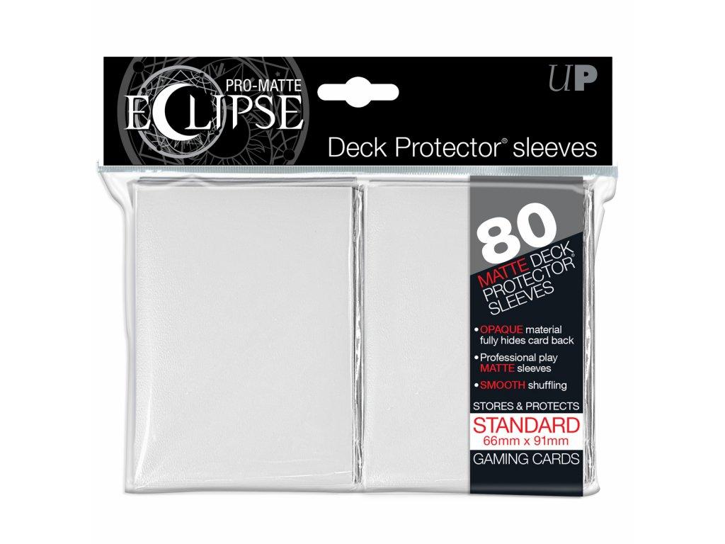 Ultra Pro - Eclipse obaly 80 ks (White)