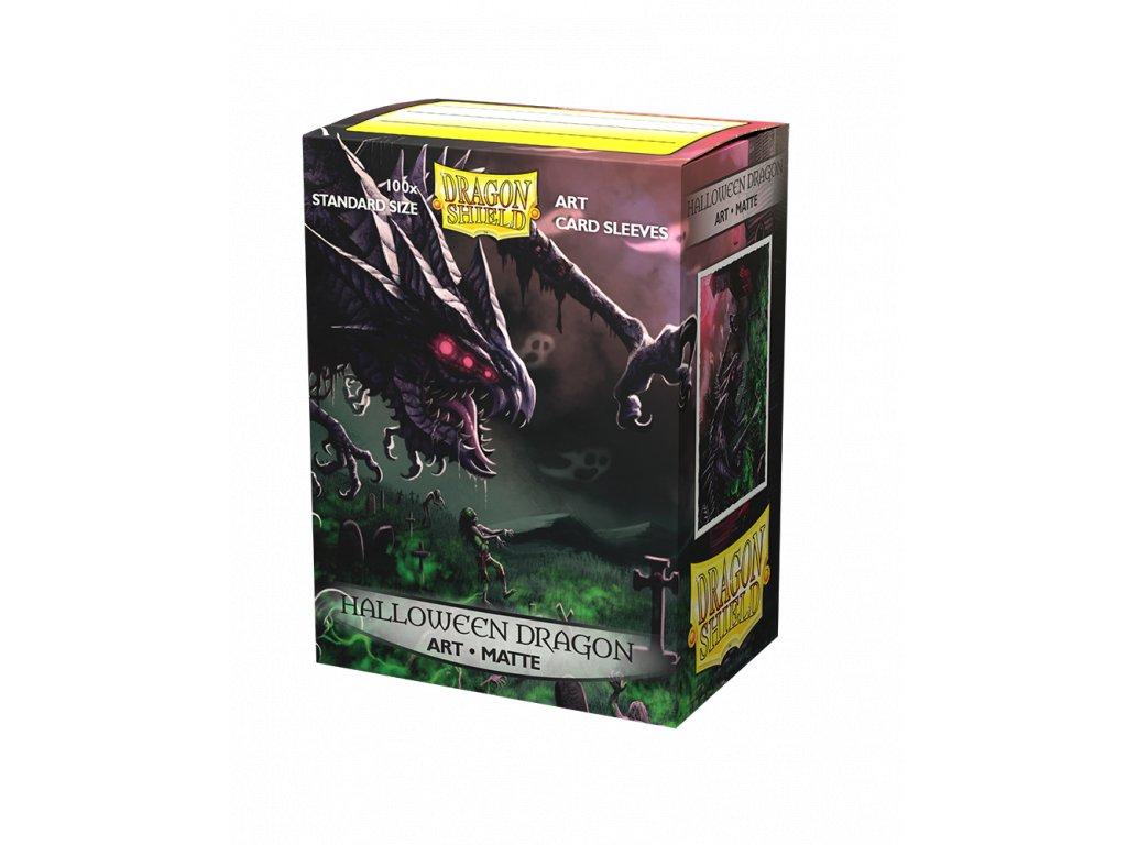 ds100 matte art halloween dragon 2020
