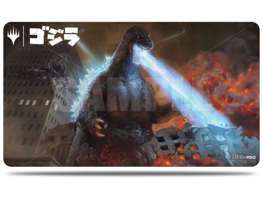 Ultra PRO - Godzilla, King of the Monsters podložka s tubou