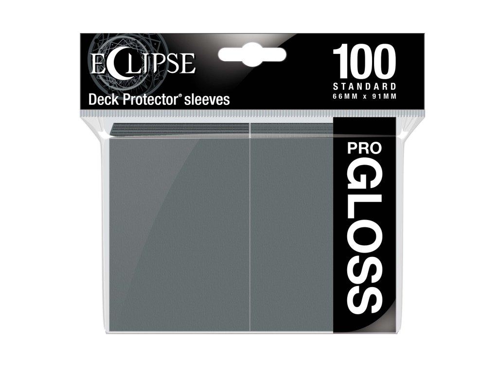 Ultra PRO - Gloss Eclipse obaly 100 ks (Smoke Grey)