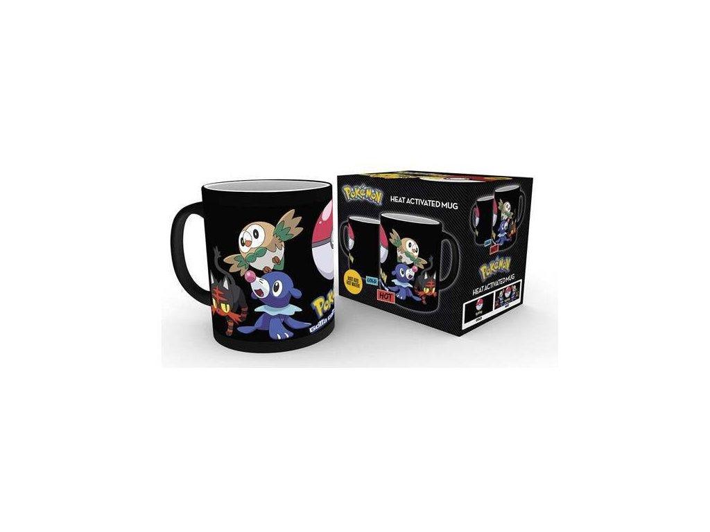 pokemon evolve heat changing mug 1.146