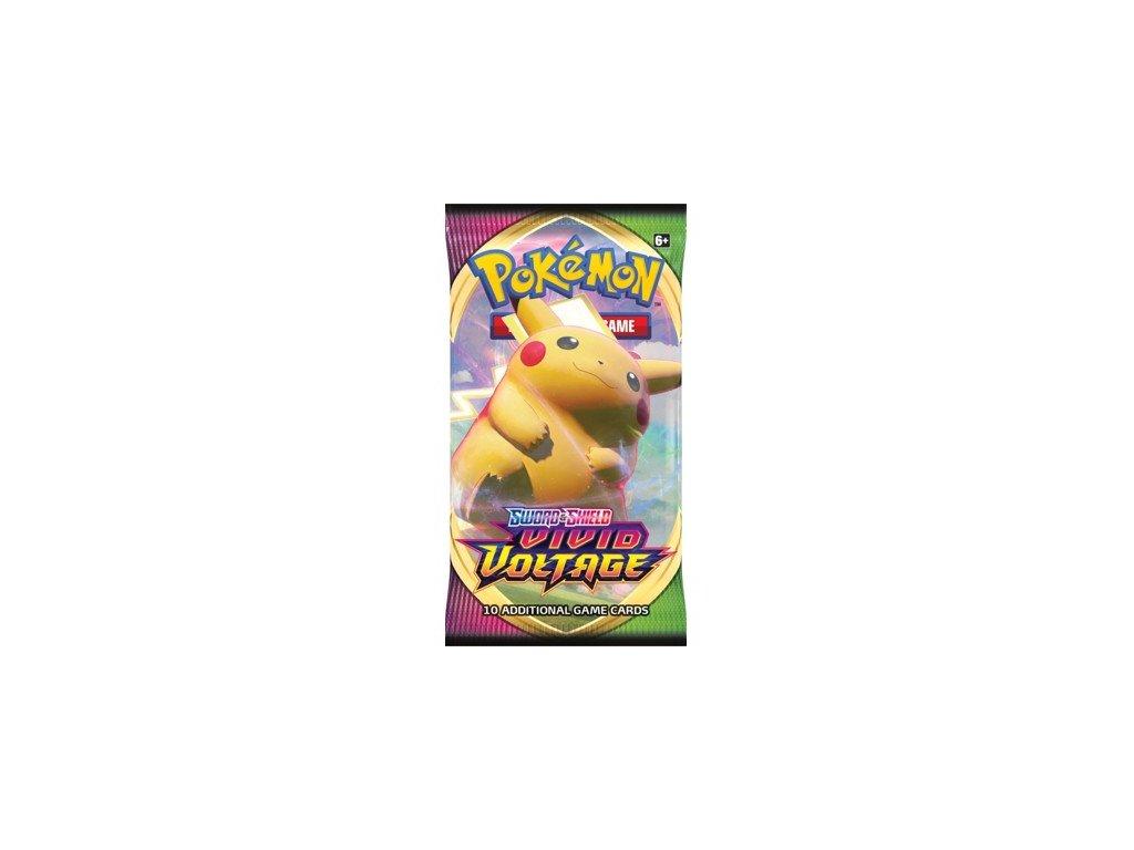 Pokémon: Sword & Shield 4 - Vivid Voltage Booster